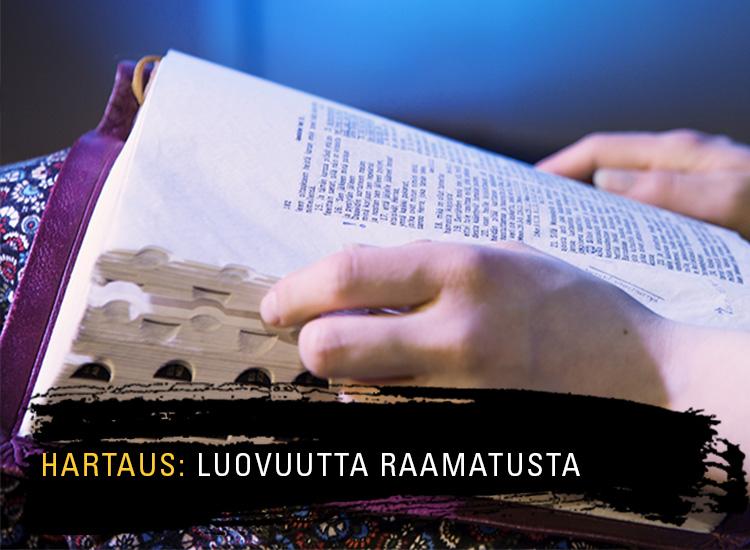 Luovuutta Raamatusta