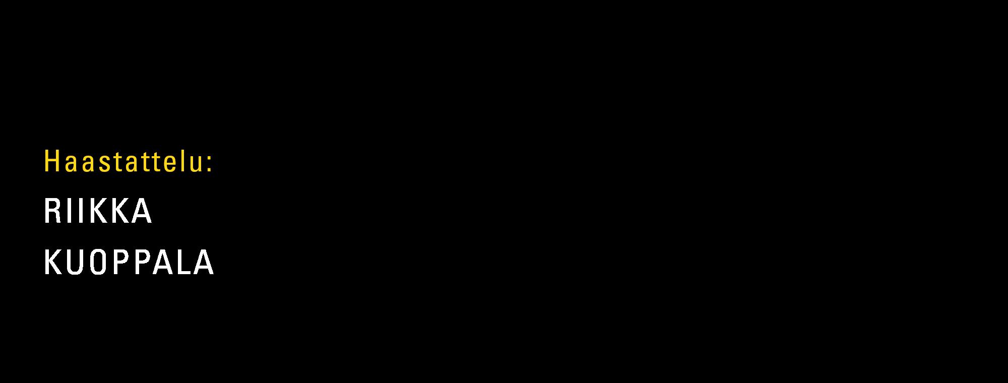 Riikka Kuoppala