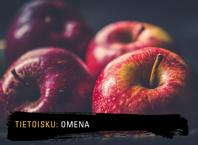 Tietoisku: Omena